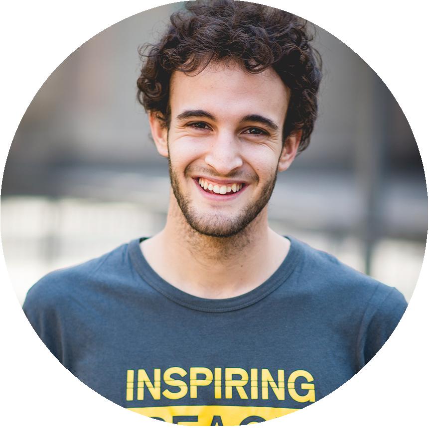 Ignasi Eiriz - Alumno Think Disruptive - Fundador & CEO de Ethical Time